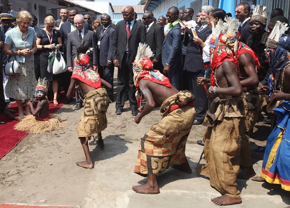 Variation「King Albert II of Belgium State Visit in Democratic Republic of Congo」:写真・画像(0)[壁紙.com]