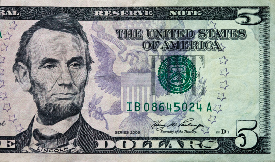 US President「Abraham Lincoln」:スマホ壁紙(15)