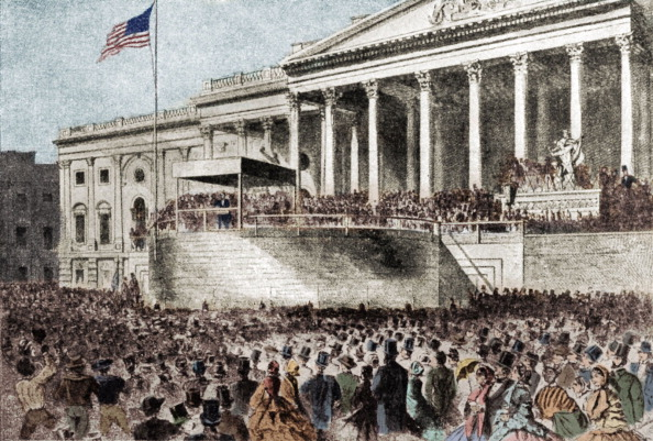 19th Century「Abraham Lincoln's inaugural address」:写真・画像(9)[壁紙.com]