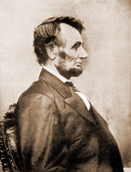 Profile View「Abraham Lincoln」:写真・画像(7)[壁紙.com]