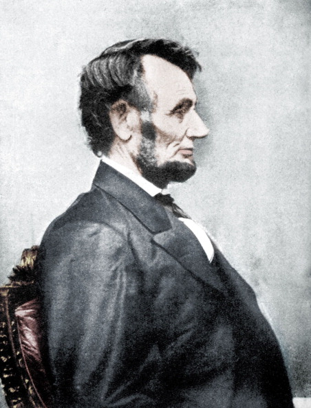 Profile View「Abraham Lincoln」:写真・画像(8)[壁紙.com]