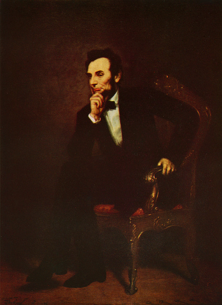Painting - Activity「Abraham Lincoln」:写真・画像(14)[壁紙.com]