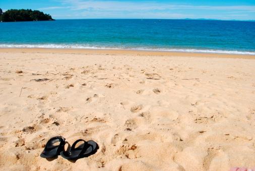 Flip-Flop「Summer, Jandals on the Beach」:スマホ壁紙(19)