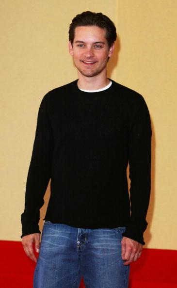 Steve Finn「Tobey Maguire」:写真・画像(3)[壁紙.com]