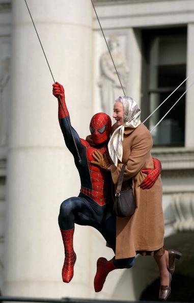 Stunt「Spider-Man Movie Set」:写真・画像(10)[壁紙.com]