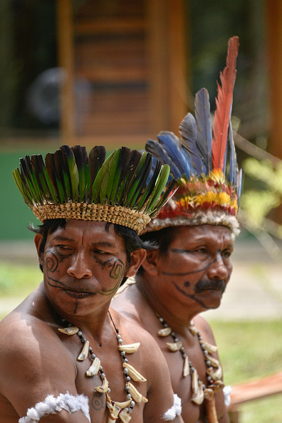 Indigenous Culture「South American Presidential Summit For The Amazon」:写真・画像(16)[壁紙.com]
