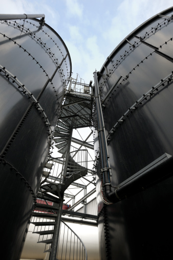 Hydrogen「storage tanks」:スマホ壁紙(12)