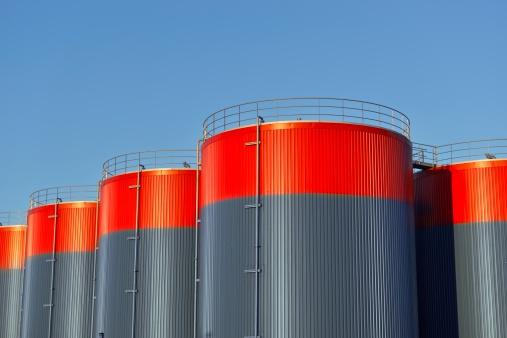 Chemical「Storage tanks」:スマホ壁紙(4)
