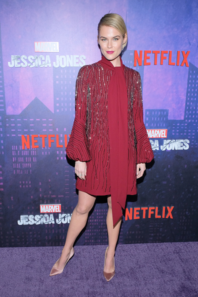 "Pale Pink「""Jessica Jones"" Season 2 New York Premiere」:写真・画像(19)[壁紙.com]"