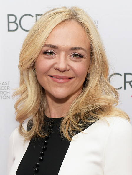 Breast「Breast Cancer Research Foundation New York Symposium and Awards Luncheon - Arrivals」:写真・画像(3)[壁紙.com]