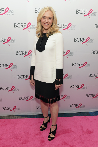 Breast「Breast Cancer Research Foundation New York Symposium and Awards Luncheon - Arrivals」:写真・画像(11)[壁紙.com]