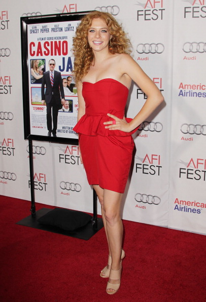 "Shoe Boot「AFI FEST 2010 Presented By Audi - ""Casino Jack"" Screening - Arrivals」:写真・画像(18)[壁紙.com]"