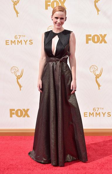 Keyhole Neckline「TNT LA - 67th Emmy Awards - Red Carpet」:写真・画像(17)[壁紙.com]