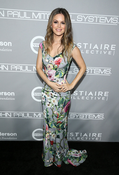 Floral Pattern「Fifth Annual Baby2Baby Gala, Presented By John Paul Mitchell Systems - Red Carpet」:写真・画像(18)[壁紙.com]