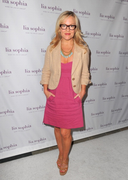 Necklace「lia sophia Celebrates And Unveils Their Latest Jewerly Creations At The Sunset Marquis」:写真・画像(2)[壁紙.com]
