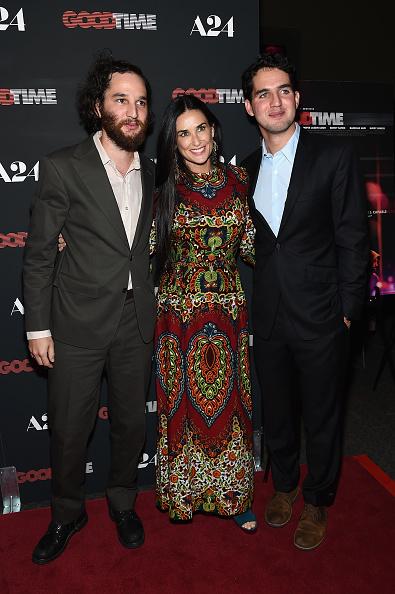 ベン・サフディー「'Good Time' New York Premiere」:写真・画像(3)[壁紙.com]
