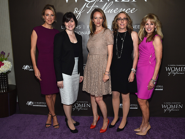 Particle「T.J. Martell Foundation's Women Of Influence Los Angeles Event」:写真・画像(11)[壁紙.com]