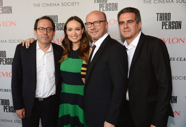 """Dimitrios Kambouris「The Cinema Society And Revlon Host A Screening Of Sony Pictures Classics' """"Third Person"""" - Arrivals」:写真・画像(11)[壁紙.com]"""