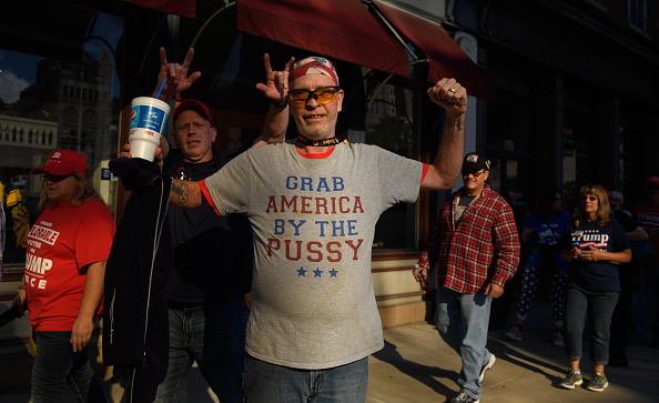 """MAGA「Donald Trump Holds """"Make America Great Again"""" Rally In West Virginia」:写真・画像(8)[壁紙.com]"""