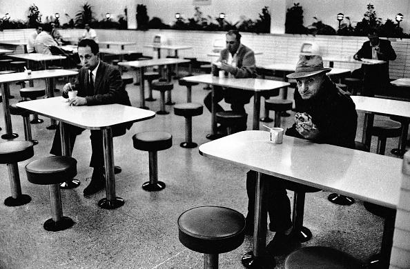 Romano Cagnoni「New York Diner」:写真・画像(8)[壁紙.com]