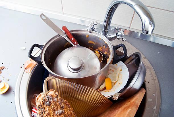 Dirty dishes:スマホ壁紙(壁紙.com)