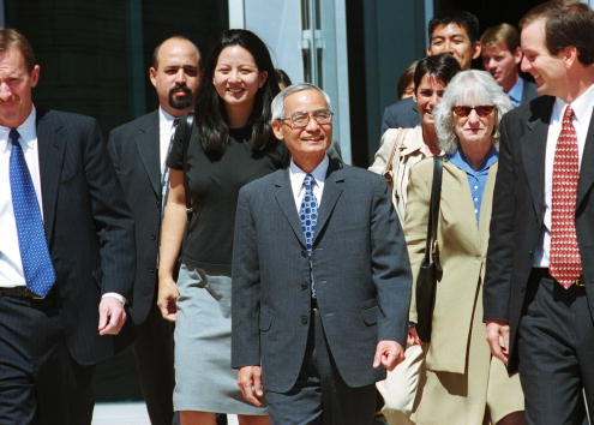 Los Alamos National Laboratory「Wen Ho Lee Released from Prison」:写真・画像(17)[壁紙.com]