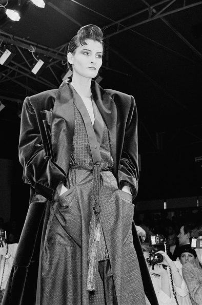 1980-1989「Karl Lagerfeld's first Chanel ready-to-wear collection」:写真・画像(16)[壁紙.com]