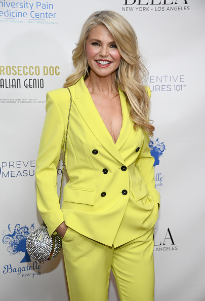 Influencer「Christie Brinkley Hosts Bella New York's Influencer Issue Launch Party」:写真・画像(18)[壁紙.com]