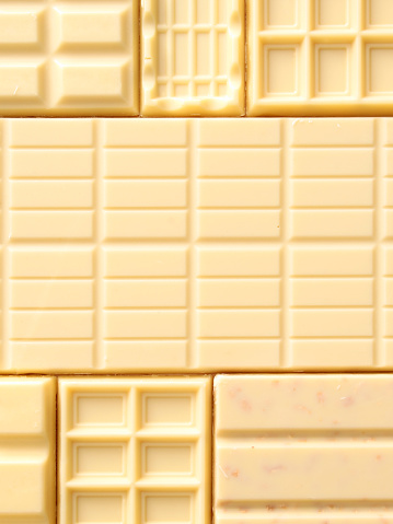 White Chocolate「White chocolate bars background」:スマホ壁紙(1)
