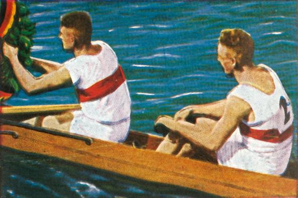Medalist「German Winners Of The Coxless Pairs」:写真・画像(18)[壁紙.com]