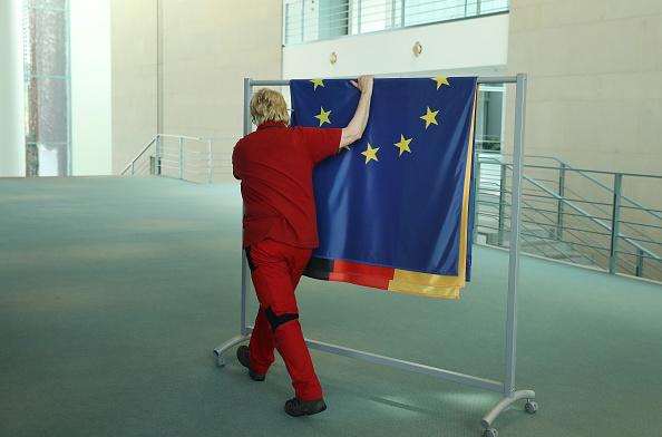 Europe「New Zealand Prime Minister Ardern Visits Berlin」:写真・画像(12)[壁紙.com]