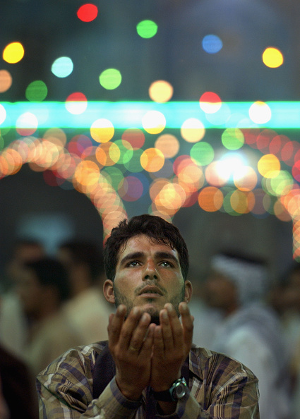 Spirituality「Iraqi Shiites Gather In Karbala Despite Al-Qaeda Threats」:写真・画像(12)[壁紙.com]
