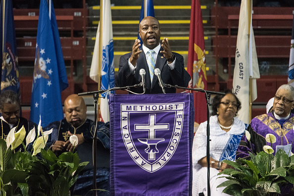 Methodist「Charleston Marks One Year Anniversary Of Church Shootings」:写真・画像(8)[壁紙.com]