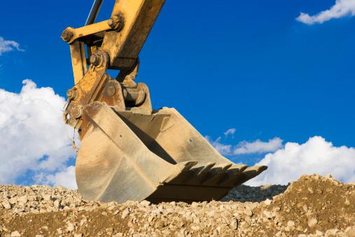 Construction Vehicle「Excavator Bucket」:スマホ壁紙(13)