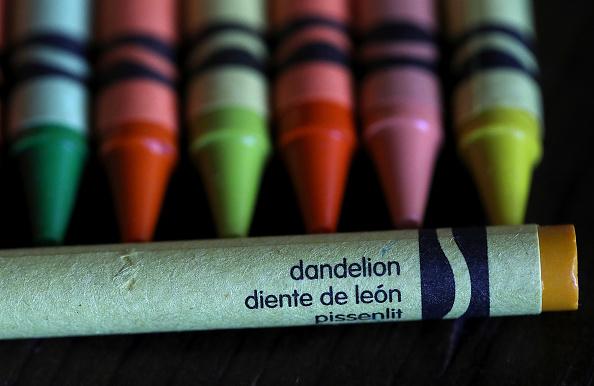 クレヨン「Crayola Crayons Announces Its Eliminating Dandelion Yellow For A New Blue Crayon」:写真・画像(19)[壁紙.com]