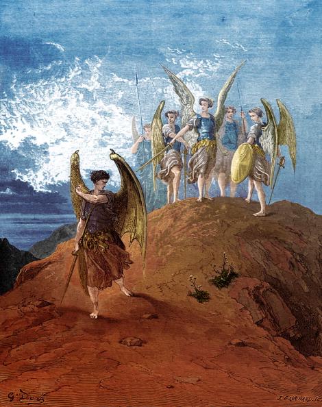 Angel「Paradise Lost: Satan is conquered.」:写真・画像(0)[壁紙.com]