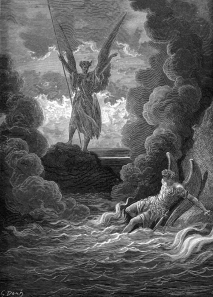 Evil「Paradise Lost: Satan and Beelzebub.」:写真・画像(13)[壁紙.com]