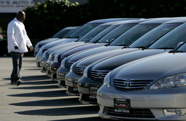 Car Dealership「Toyota Sales Rise Almost 15% In January」:写真・画像(8)[壁紙.com]