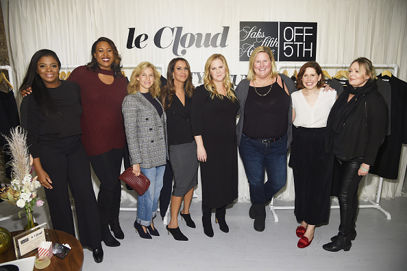 Vanessa James「Amy Schumer & Leesa Evans Host Le Cloud Launch Event With Saks OFF 5TH」:写真・画像(3)[壁紙.com]