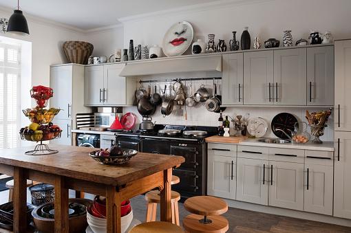 Old-fashioned「Georgian house of designer Sue Timney.」:スマホ壁紙(5)