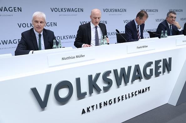 Wolfsburg - Lower Saxony「Volkswagen Announces Financial Results For 2016」:写真・画像(19)[壁紙.com]