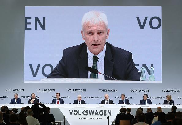Wolfsburg - Lower Saxony「Volkswagen Announces Financial Results For 2016」:写真・画像(18)[壁紙.com]