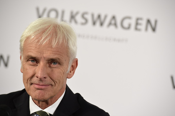 Finance and Economy「Volkswagen Board Meets To Decide On New CEO」:写真・画像(7)[壁紙.com]