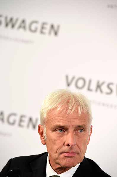 Wolfsburg - Lower Saxony「Volkswagen Board Meets To Decide On New CEO」:写真・画像(6)[壁紙.com]