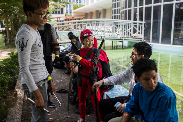 Anime「Japanese Cosplay Blooms In Myanmar」:写真・画像(13)[壁紙.com]
