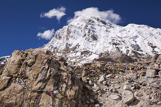 Everest Base Camp, (South side), Nepal:スマホ壁紙(壁紙.com)