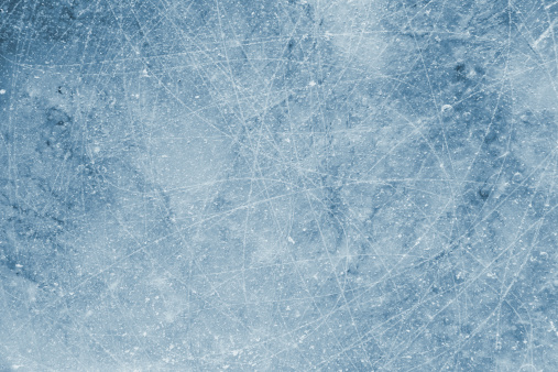 Ice Hockey Rink「Scratched Ice background」:スマホ壁紙(2)