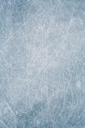 Ice Hockey Rink「Scratched Ice background」:スマホ壁紙(5)