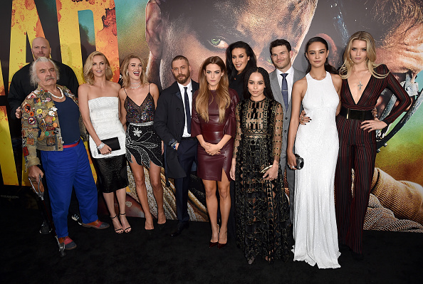 """Mad Max「Premiere Of Warner Bros. Pictures' """"Mad Max: Fury Road"""" - Red Carpet」:写真・画像(15)[壁紙.com]"""