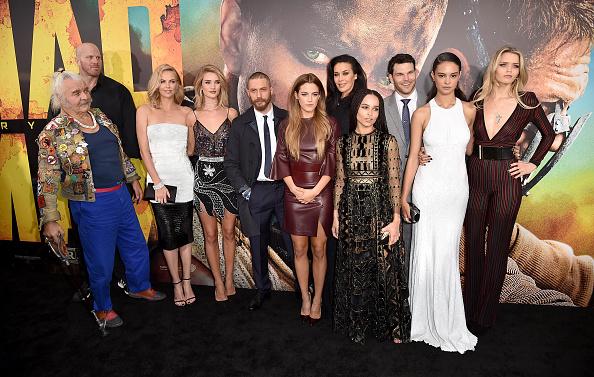 俳優「Premiere Of Warner Bros. Pictures' 'Mad Max: Fury Road' - Red Carpet」:写真・画像(10)[壁紙.com]